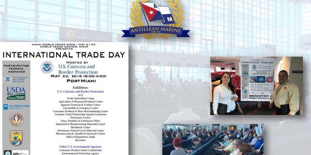 international trade day antillean marine shipping corp